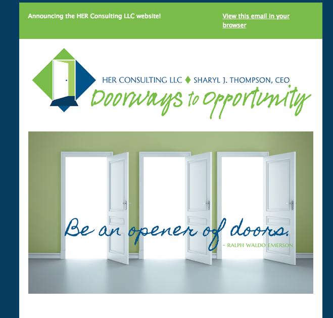 Doorways to Opportunity